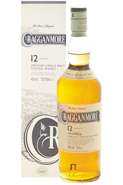 Whiskey Di Malto Gragganmore 12 Y. 