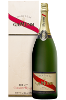 Champagne Cordon Rouge Mumm Mathusalem