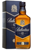 Scotch Whiskey Ballantine's 12 Y