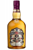 Scotch Whiskey Chivas Regal 12 Y.