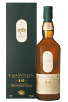 Whiskey Di Malto Lagavulin 16 Y. 
