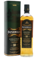 Whiskey Irlandese Old Bushmills Malt 10 Y.