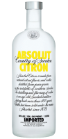 Vodka Sve.absolut Flavour Citron