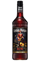 Rhum Capitan Morgan Black Jamaica