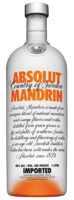 Vodka Sve.absolut Flavour Mandarin