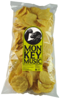 Nachos Chips Monkey Music