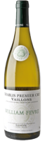 Fr.william Feure 1°cru Chablis Vaillons Domaine 2011