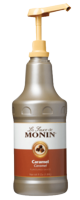 Salsa Caramello Monin Con Dispenser