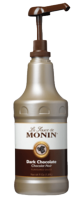 Salsa Cioccolato Scuro Monin Con Dispenser