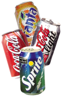 #conf. 6x Coca-fanta-srite-light Lattina